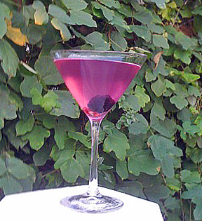 A shape changing cocktail