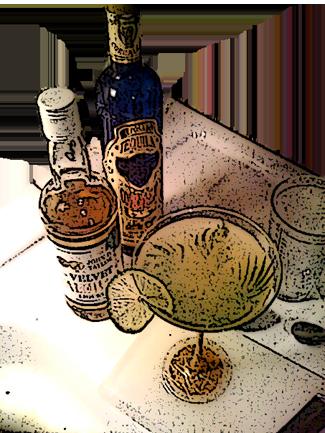 Bajan Margarita
